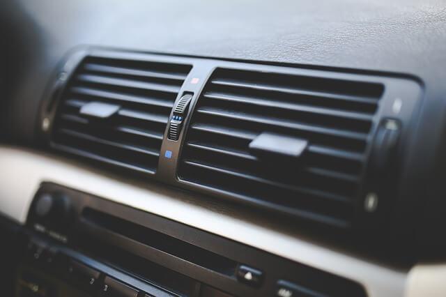 Schone lucht in uw auto?