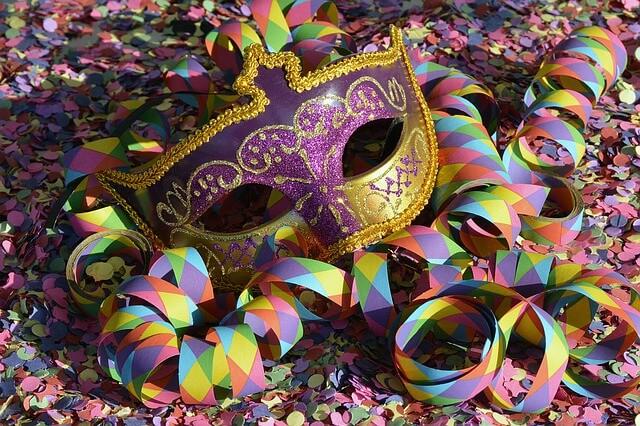Carnaval gesloten van 6 t/m 13 februari