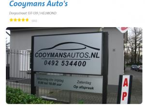 beoordelingen cooymans